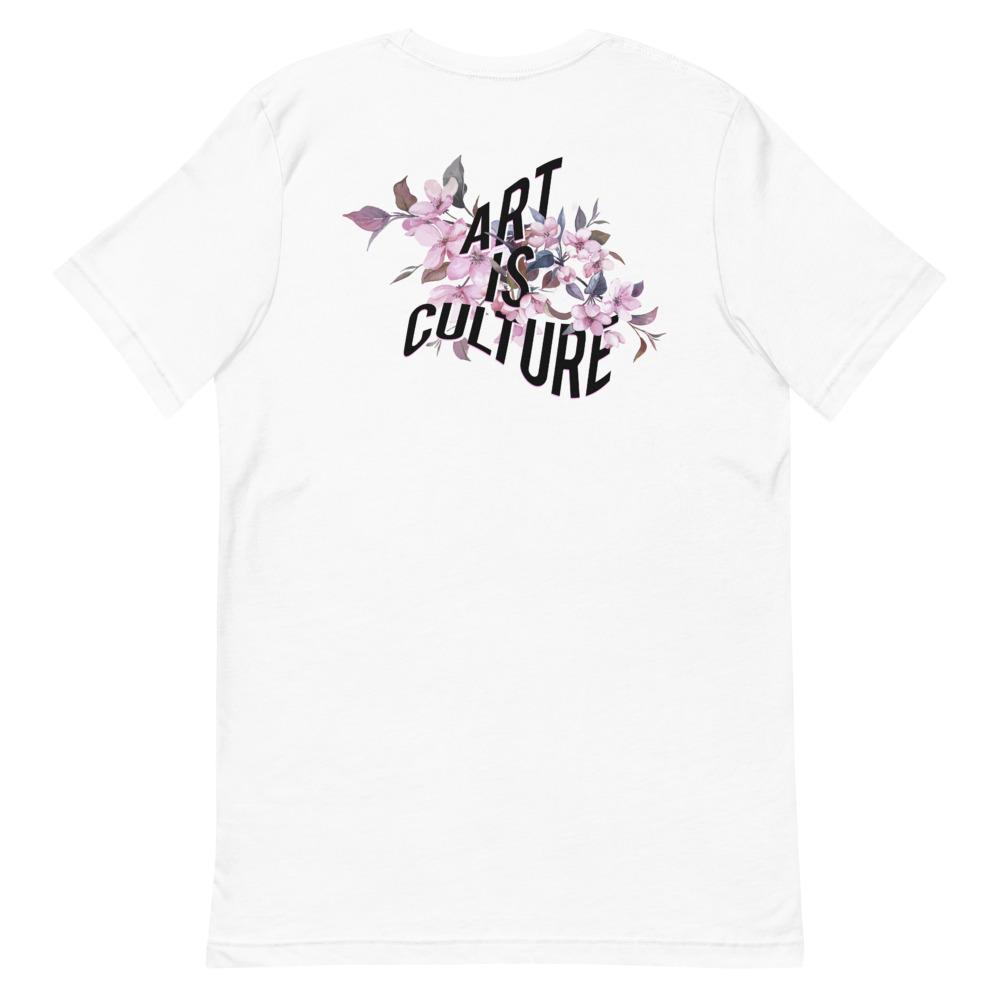 Art is Culture Flower